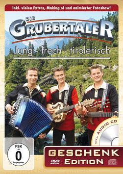 CD/DVD - Grubertaler Geschenkedition
