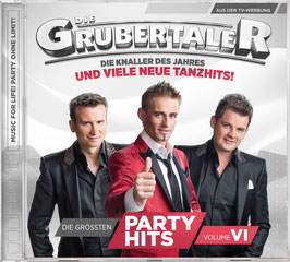 CD - Die größten Partyhits Volume VI