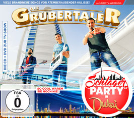 CD/DVD - Schlagerparty in Dubai