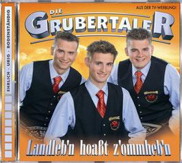 CD - Landleb´n hoaßt z'ommheb´n