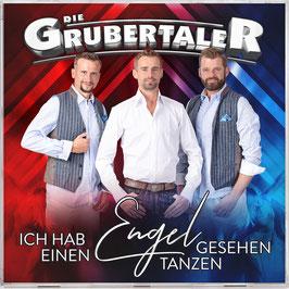 DIE GRUBERTALER – SINGLE-CD - ICH HAB EINEN ENGEL TANZEN GESEHEN