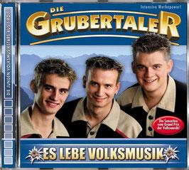CD - Es lebe Volksmusik