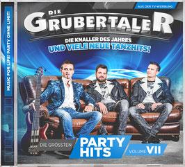 CD - Die größten Partyhits Volume VII
