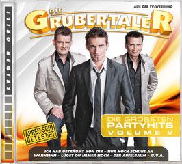 CD - Die größten Partyhits Volume V