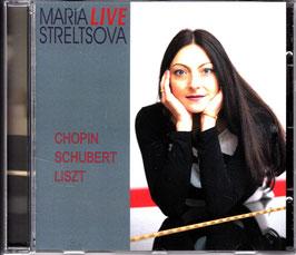 CD-Maria Streltsova-LIVE