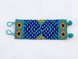 Chaquira-Armband SCHLANGE