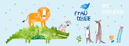 Frau Ottilie Banner for your Store