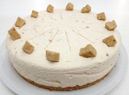 Cheesecake de Turrón de Jijona