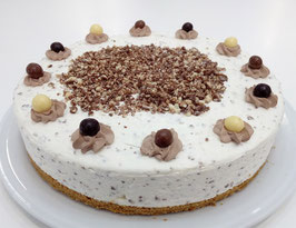 Cheesecake de Kinder