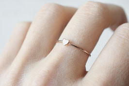 Little Heart Ring Rosé
