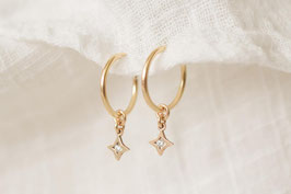 CARLA Hoop Earrings