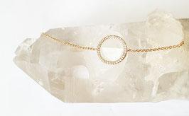DANA Zirkon Circle Bracelet