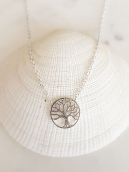 ADELA Tree Of Life Halskette in silber