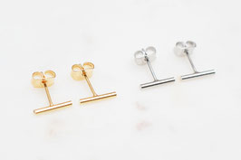 Tiny Bar Earstuds