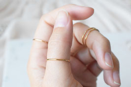 Midi Ring in gold