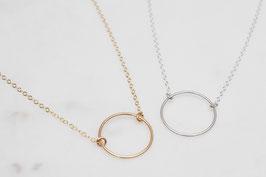Circle Halskette