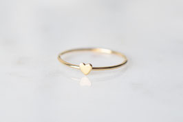 Little Heart Ring Gold
