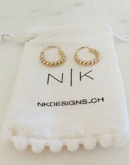NIKI Hoop Earrings