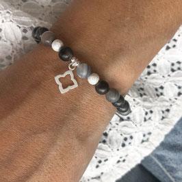 LINDA Bracelet in Silber