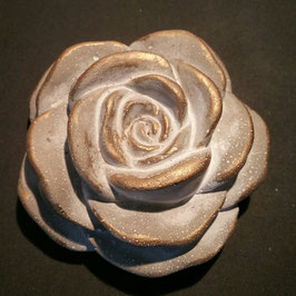 Rose mit gold
