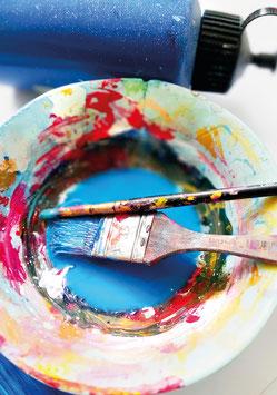 Plate of creativity A5