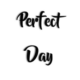 Perfect Day (Mini - Card)