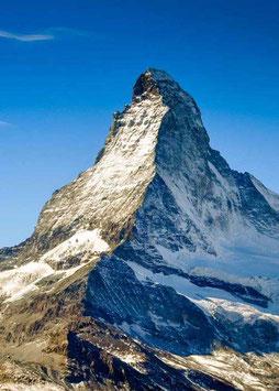 150 Min. Matterhorn Rundflug inkl. Gletscherlandung