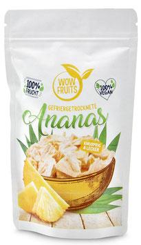 Ananas (gefriergetrocknet), 25 g