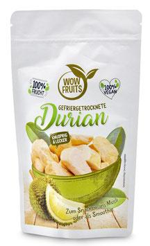 Durian (gefriergetrocknet), 25 g