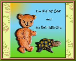 """Babyheftchen: """"Bär und Schildkröte"""""""