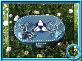 Schatziste - Die blaue Göttin