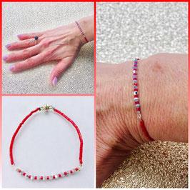 Bracelet fin femme 16 cm