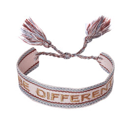 "Bracelet ""Be Different"""