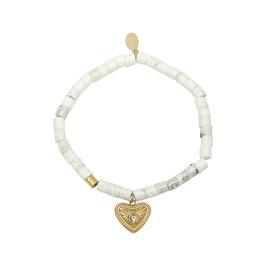 """Bracelet """"Heart Charm"""""""