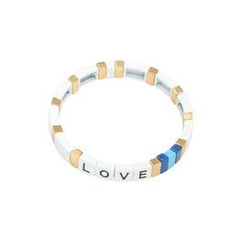 "Bracelet ""Colorful Love"""