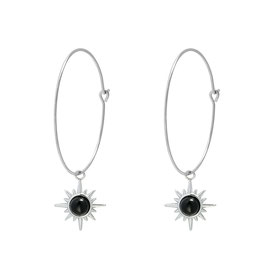 "Boucles ""Mystic Star"""