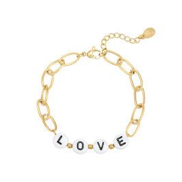 """Bracelet """"Beads Love"""""""