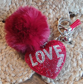 "Pompon ""Love"""