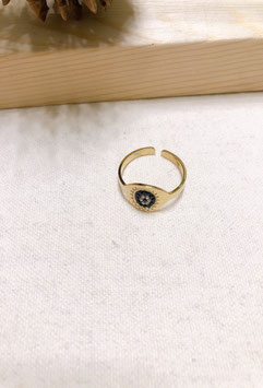 "Bague ""Black Eye"""