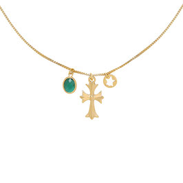"Collier ""Pray for Love"""