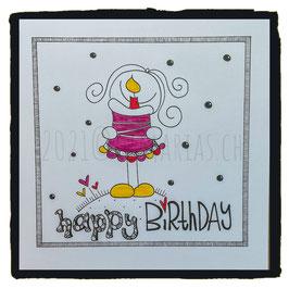 6) happy birthday