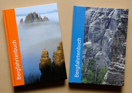 Bergfahrtenbuch - orange