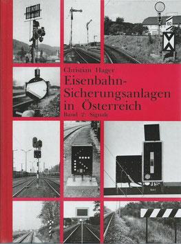 """Buch """" Eisenbahn-Sicherungsanlagen in Österreich - Band 2: Signale"""""""
