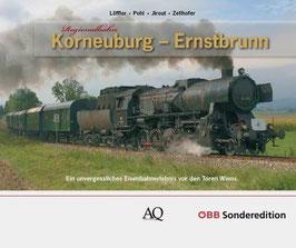 """Buch """"Regionalbahn Korneuburg-Ernstbrunn"""""""