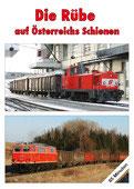 """DVD """"Die Rübe auf Österreichs Schienen"""""""