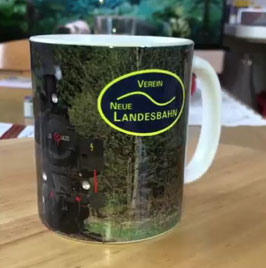 Landesbahn - Tasse