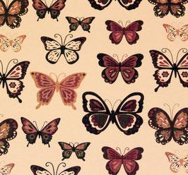 Papier origami - Papillons - Lot de 3
