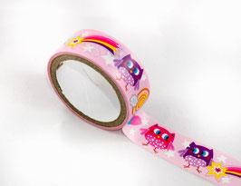 Masking Tape - Chouettes