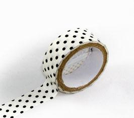 Masking Tape - Pois noirs