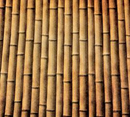 Papier origami - Bambou - Lot de 3